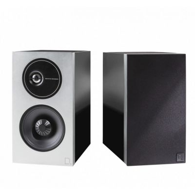 Definitive Technology Demand Series D9 Bookshelf Speakers(pair), Polished Black