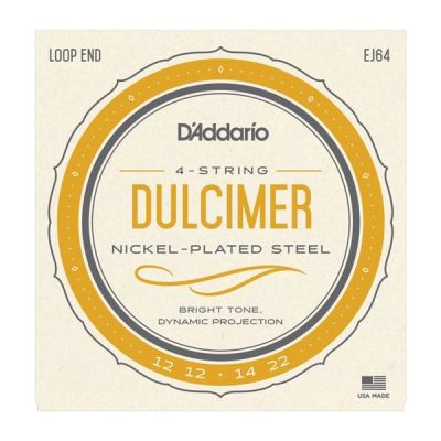 D'Addario 4-String Dulcimer Strings
