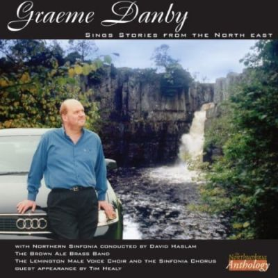 Graeme Danby - Sings Stories From The North East - CD