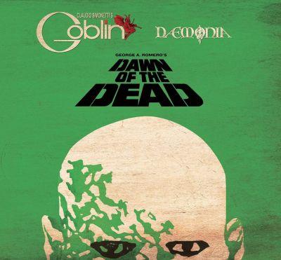 CLAUDIO SIMONETTI'S GOBLIN - DAWN OF THE DEAD - OST - LTD GREY VINYL