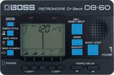 Roland DB60 Metronome