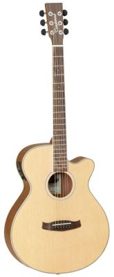 Tanglewood DBTSFCE-OV Discovery Ovangkol Electro Acoustic Guitar