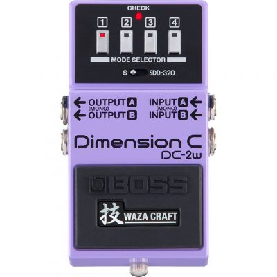 Boss DC-2W Dimension C Wazacraft Pedal