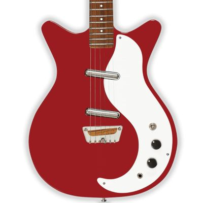 Danelectro The Stock 59 Guitar Vintage Red