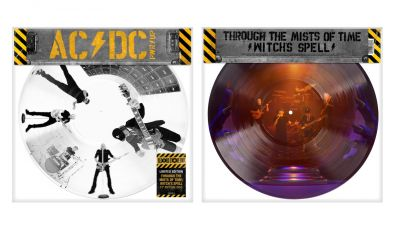 AC/DC - THROUGH THE MISTS OF TIME - RSD 2021