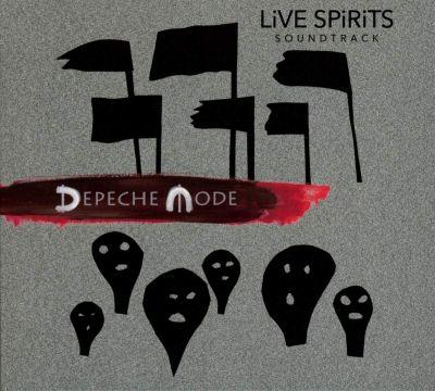 DEPECHE MODE - LIVE SPIRITS - OST 2CD