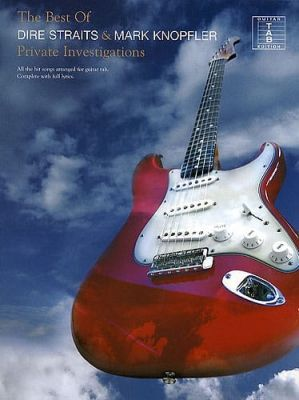 The Best Of Dire Straits And Mark Knopfler Private Investigations