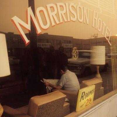 DOORS - MORRISON HOTEL SESSIONS - RSD 2021 - DROP 1