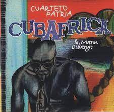 EL CUARTETO PATRIA/DIBANGO - CUBAFRICA - RSD 2021 - DROP 2