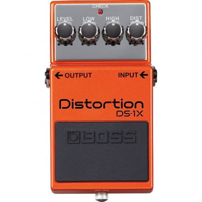 Boss DS1X Distortion Pedal