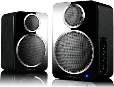 Wharfedale DS2 Wireless Speaker, Black