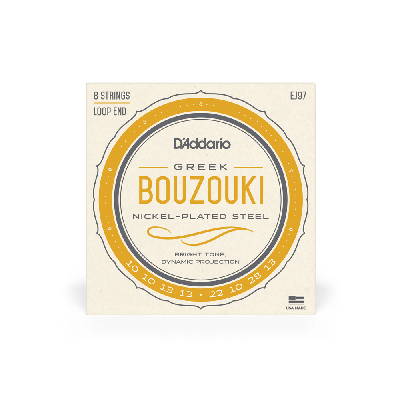 D'Addario Greek Bouzouki Strings