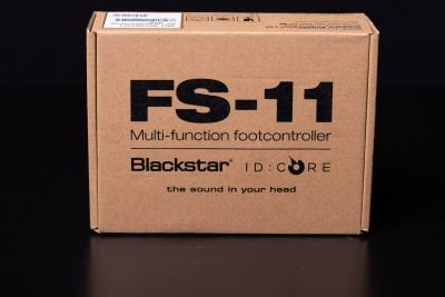 Blackstar FS11 Footswitch for ID Core Amps