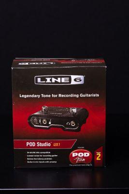 Line6 Pod Studio UX 1