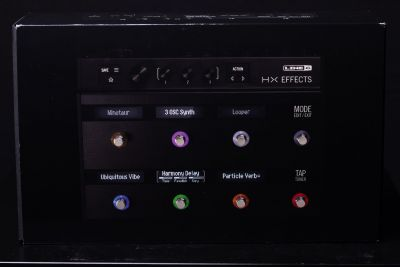 Line 6 Helix HX Effects Multi Effects Pedal