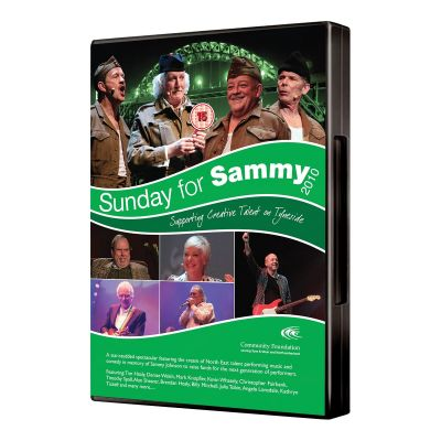 Various - Sunday For Sammy 2010 (DVD)
