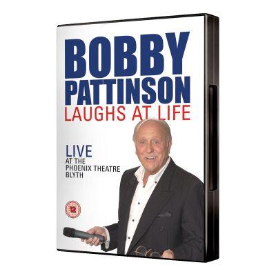 Bobby Pattinson - Bobby Pattinson - Laugh At Life (DVD)