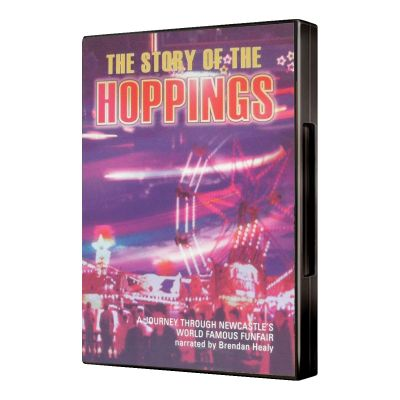 Brendan Healy - The Story Of The Hoppings (DVD)