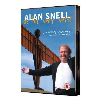 Alan Snell - Alan Snell - At His Very Vest(DVD)
