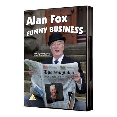 Alan Fox - Funny Business (DVD)