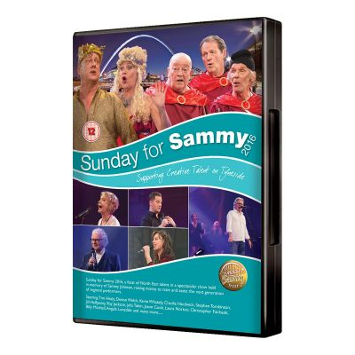 Sunday For Sammy 2016 (DVD)