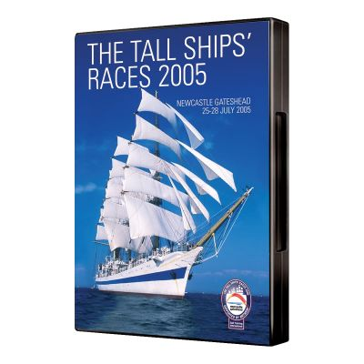 THE TALL SHIPS RACES 2005 - ON THE TYNE (DVD)