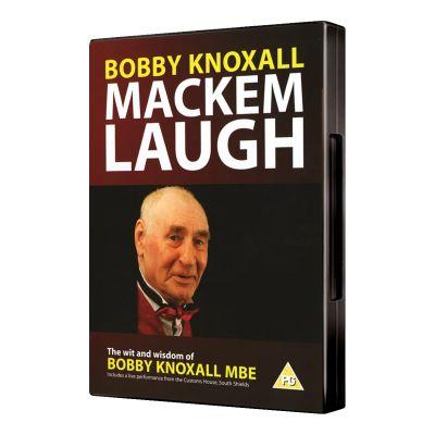 Bobby Knoxall - Bobby Knoxall - Mackem Laugh (DVD)