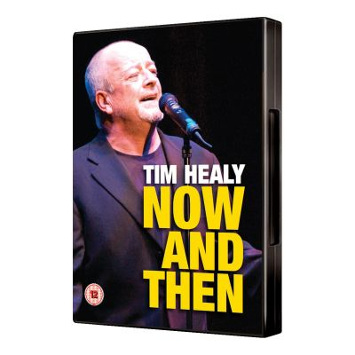 Tim Healy - Tim Healy - Now And Then (DVD)