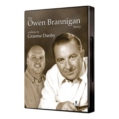 Graeme Danby - Graeme Danby - The Owen Brannigan Story (DVD)