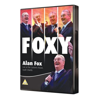 Alan Fox - Alan Fox - Foxy (DVD)