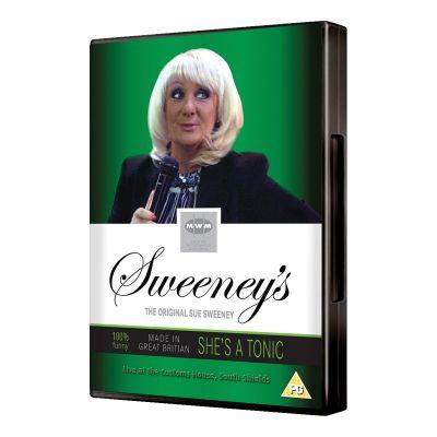 Sue Sweeney - Sue Sweeney - She's A Tonic (DVD)