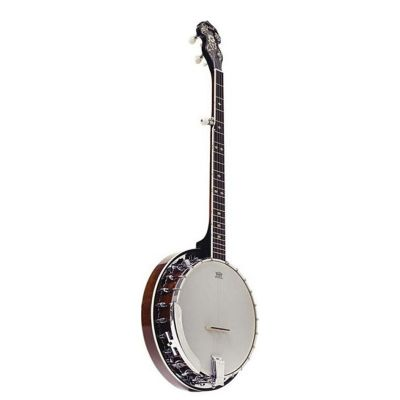 Ozark 5 String Electric Banjo inc Case