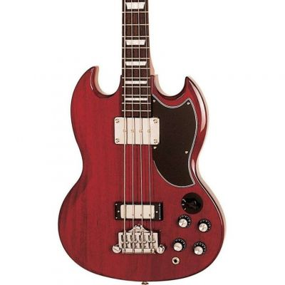Epiphone EB3 Set SG 2PU Cherry Bass Guitar