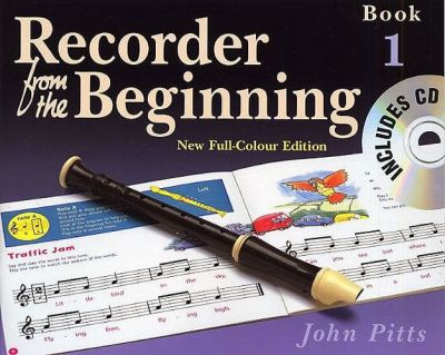 Recorder From The Beginning Pupil's Book + CD 1 (2004 Edition)