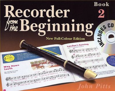 Recorder From The Beginning Pupil's Book CD 2 (2004 Edition)