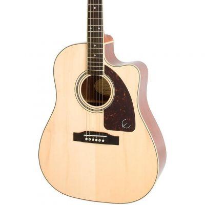 Epiphone AJ220SCE Natural Acoustic Guitar