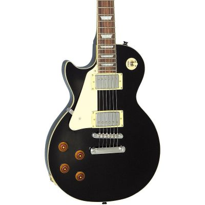 Epiphone Les Paul Standard Left Handed Ebony Electric Guitar