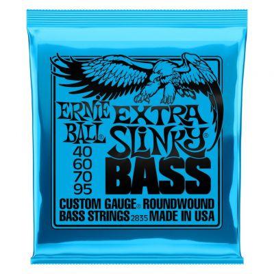 Ernie Ball Extra Slinky Bass Set