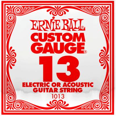 Ernie Ball Plain 013 String