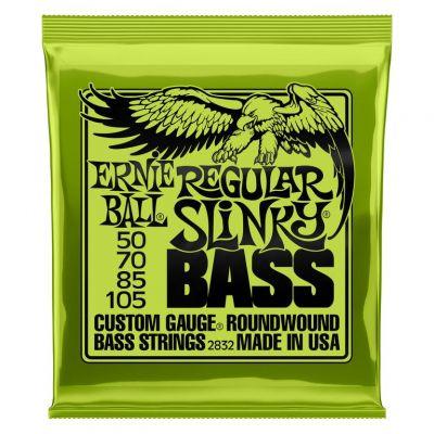 Ernie Ball Regular Slinky Bass Set