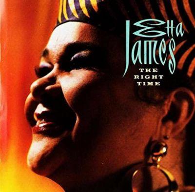 Etta James - Right Time - VINYL