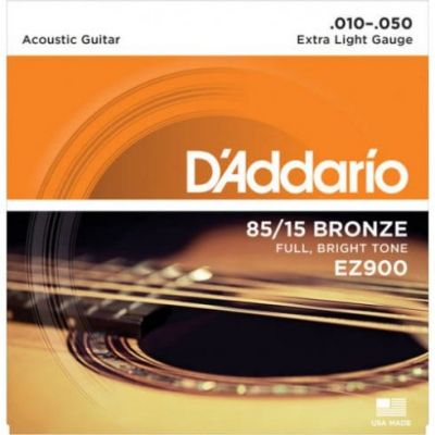 D'Addario 85 15 Bronze Extra Light