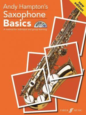 Saxophone Basics (pupil's book CD)