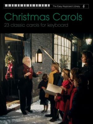 The Easy Keyboard Library Christmas Carols