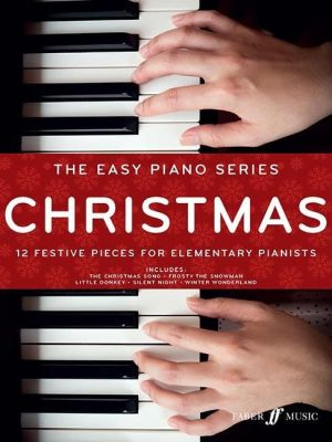 The Easy Piano Series - Christmas