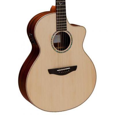 Faith Neptune Electro Acoustic Guitar Cutaway Higloss (FNCEHG)