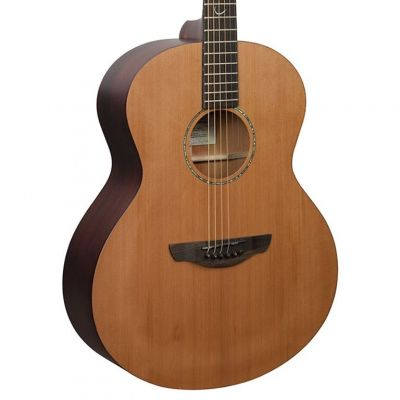 Faith Naked Neptune Cedar Mahogany Satin Acoustic Guitar