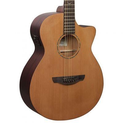 Faith Naked Venus Cedar/Mahogany Satin Electro Acoustic Guitar