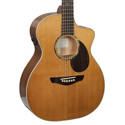 Faith Legacy Mahogany Earth Cutaway Electro Acoustic Guitar