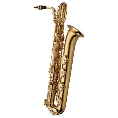 Yanagisawa BWO10 Baritone Saxophone - Brass Lacquered